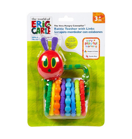 Very Hungry Caterpillar Teether Links