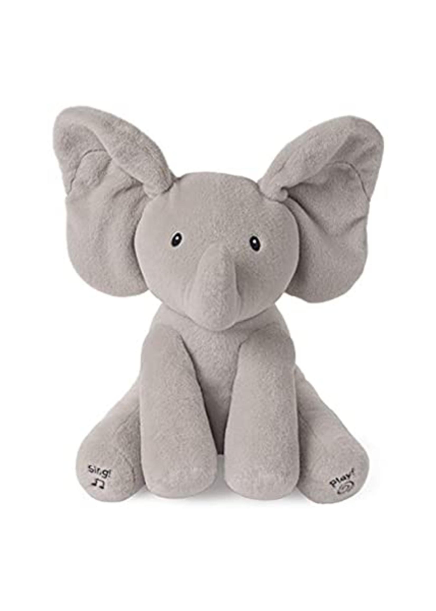 Flappy Elephant Animated Plush 30.5cm