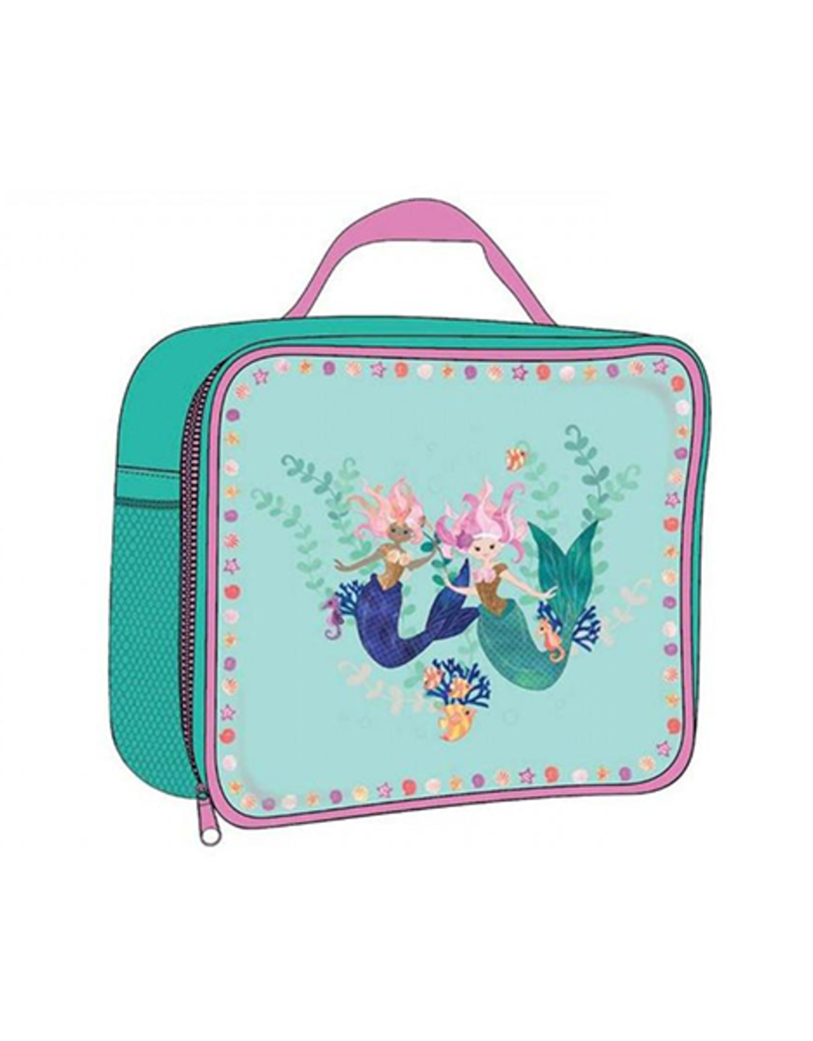 Mermaids Insulated Lunch Bag