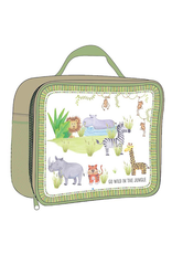 Go Wild Insulated Lunch Bag