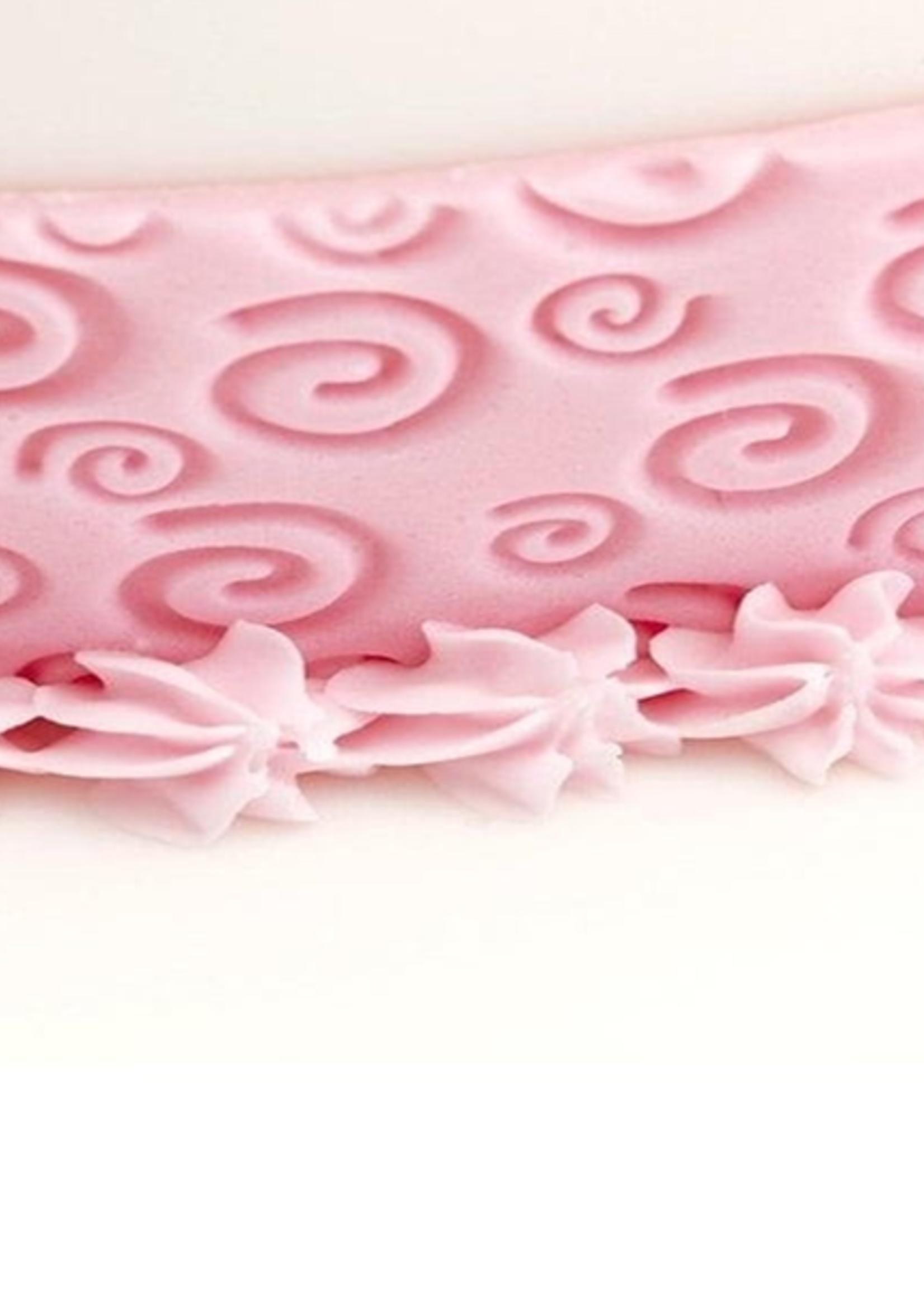 Avanti Homewares Swirl Patterned Rolling Pin
