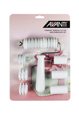 Avanti Homewares Fondant Ribbon Cutter and Embosser Set