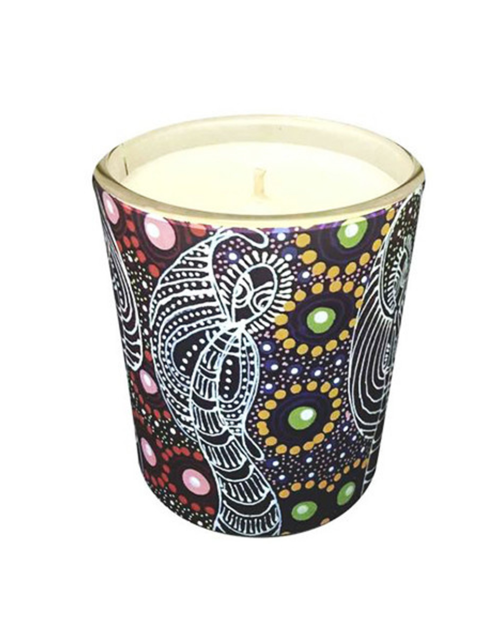 Utopia Soy Wax Candle Coconut & Lime Dreamtime Sisters
