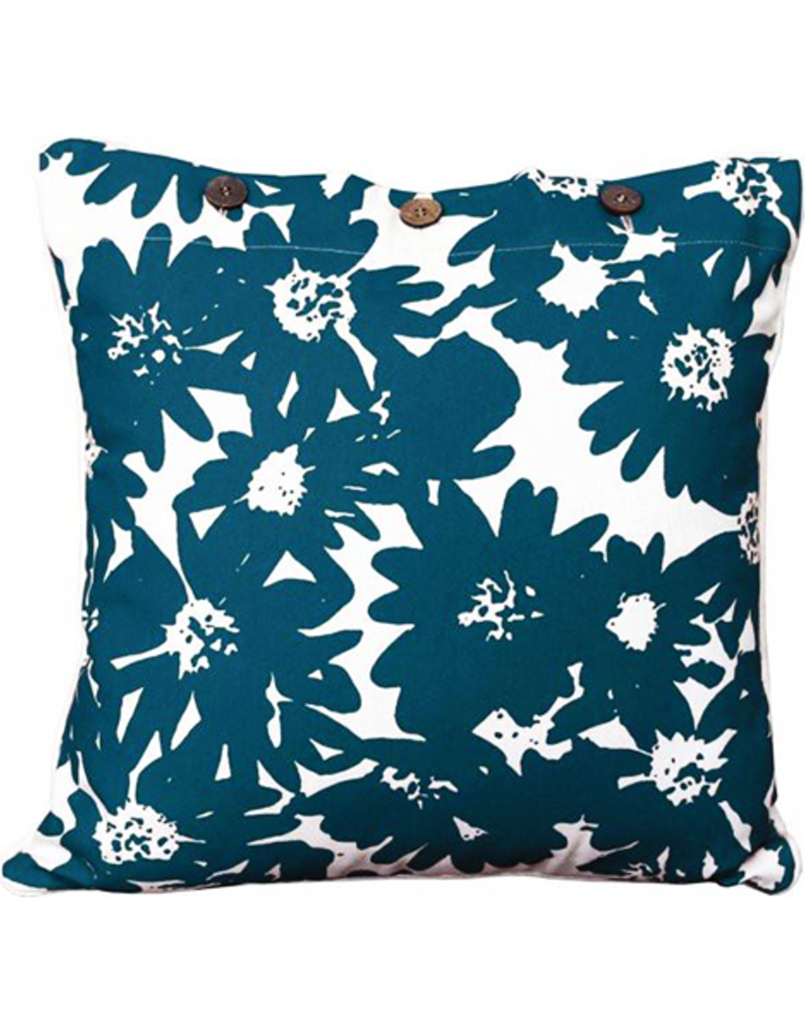 Craft Studio Martini Teal COVER ONLY 40x40cm