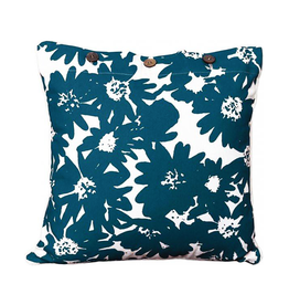 Craft Studio Martini Teal Cushion Cover 40x40cm