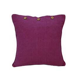 Craft Studio Pink Purple Cushion Cover 40x40cm