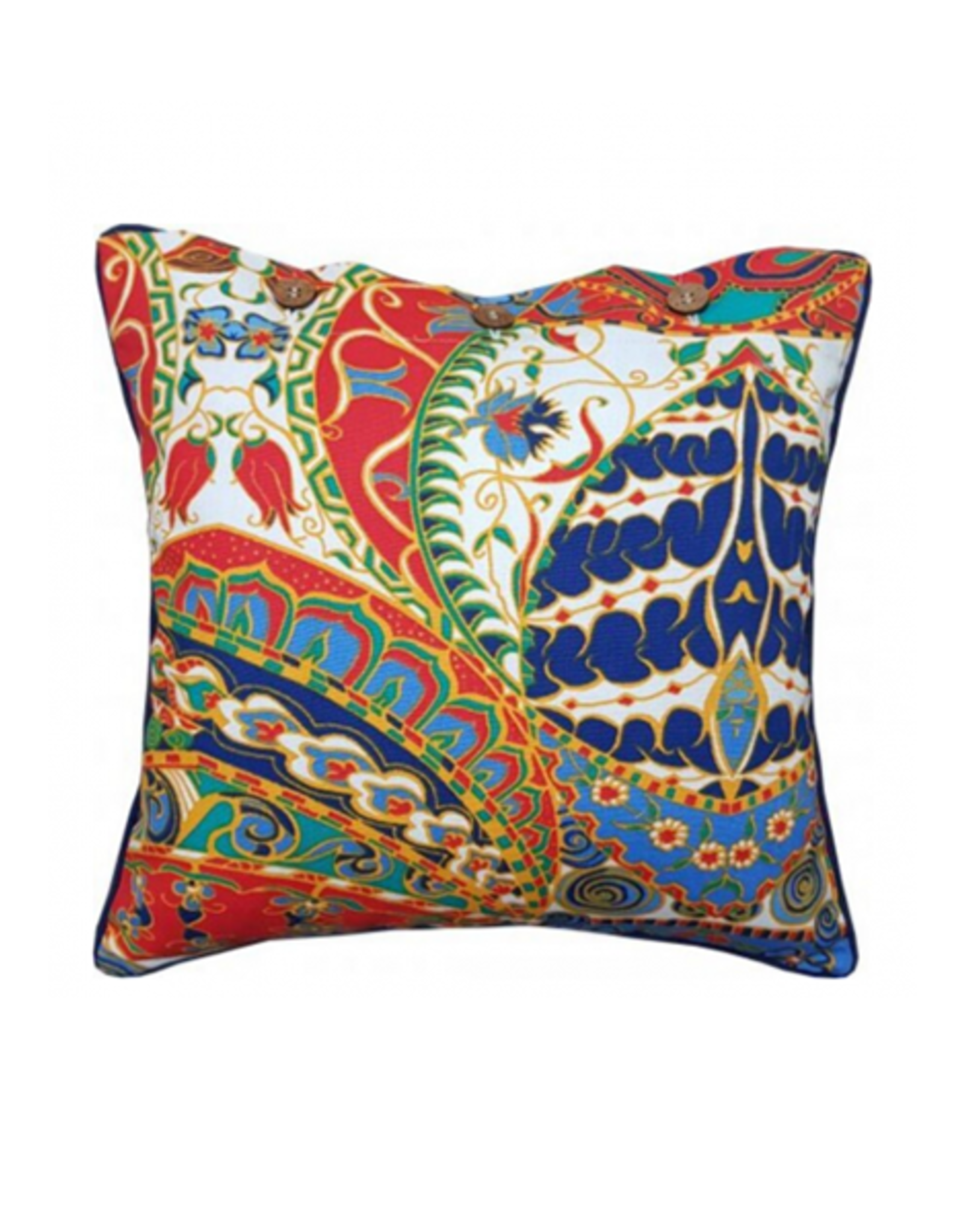 Craft Studio Ankara Cushion Cover 40x40cm
