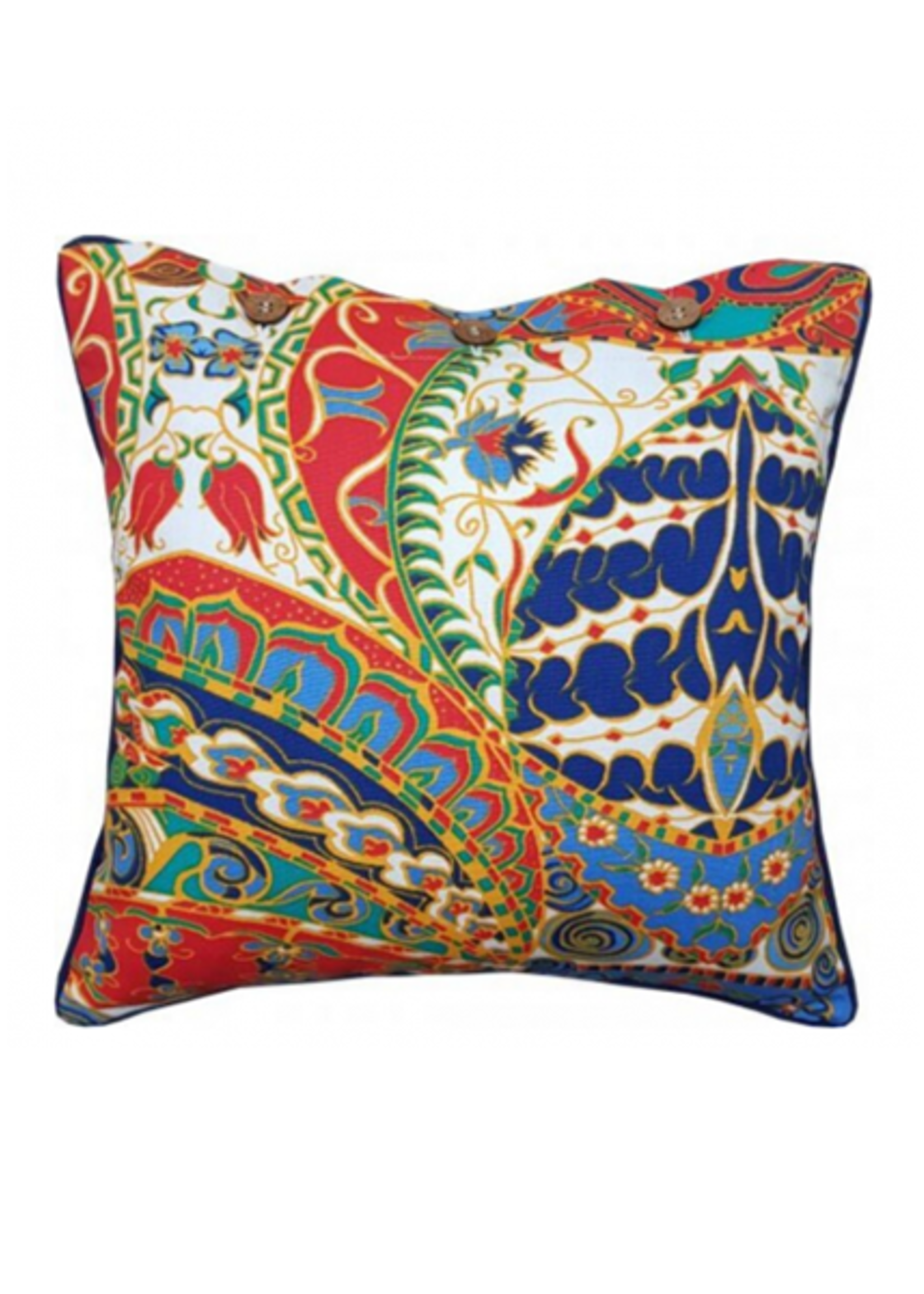 Craft Studio Ankara Cushion Cover 40x40cm