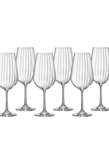 Waterfall Wine Glass Set/6 550ml