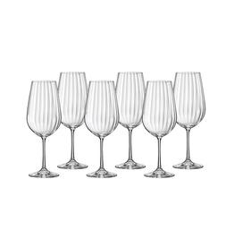Waterfall Wine Glass Set/6 550ml