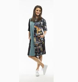 Orientique Da Vinci Dress Print 51628