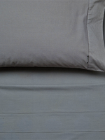 Linen House QB S/Set Remo Charcoal