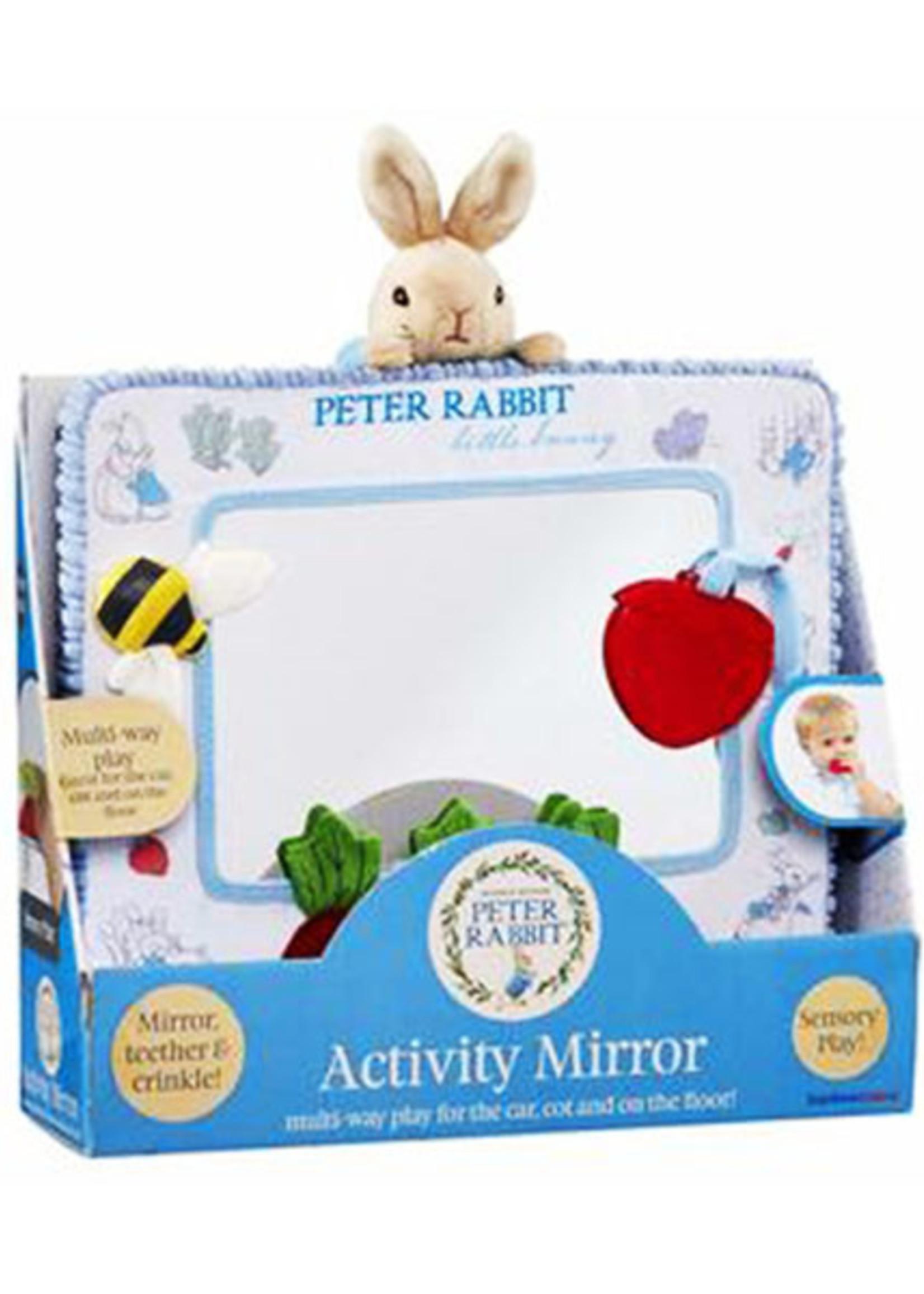 Beatrix Potter Peter Rabbit Activity Mirror