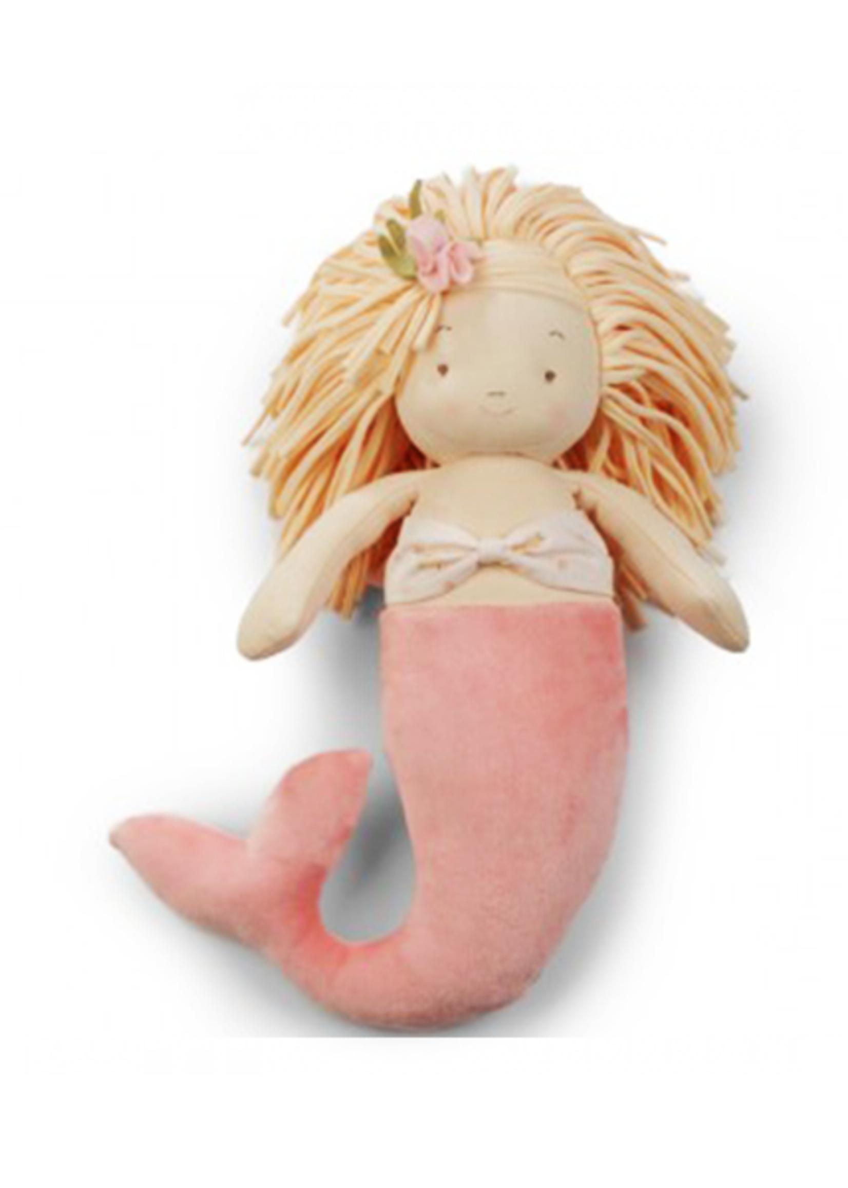 Bunnies By The Bay El-Sea Mermaid Pink