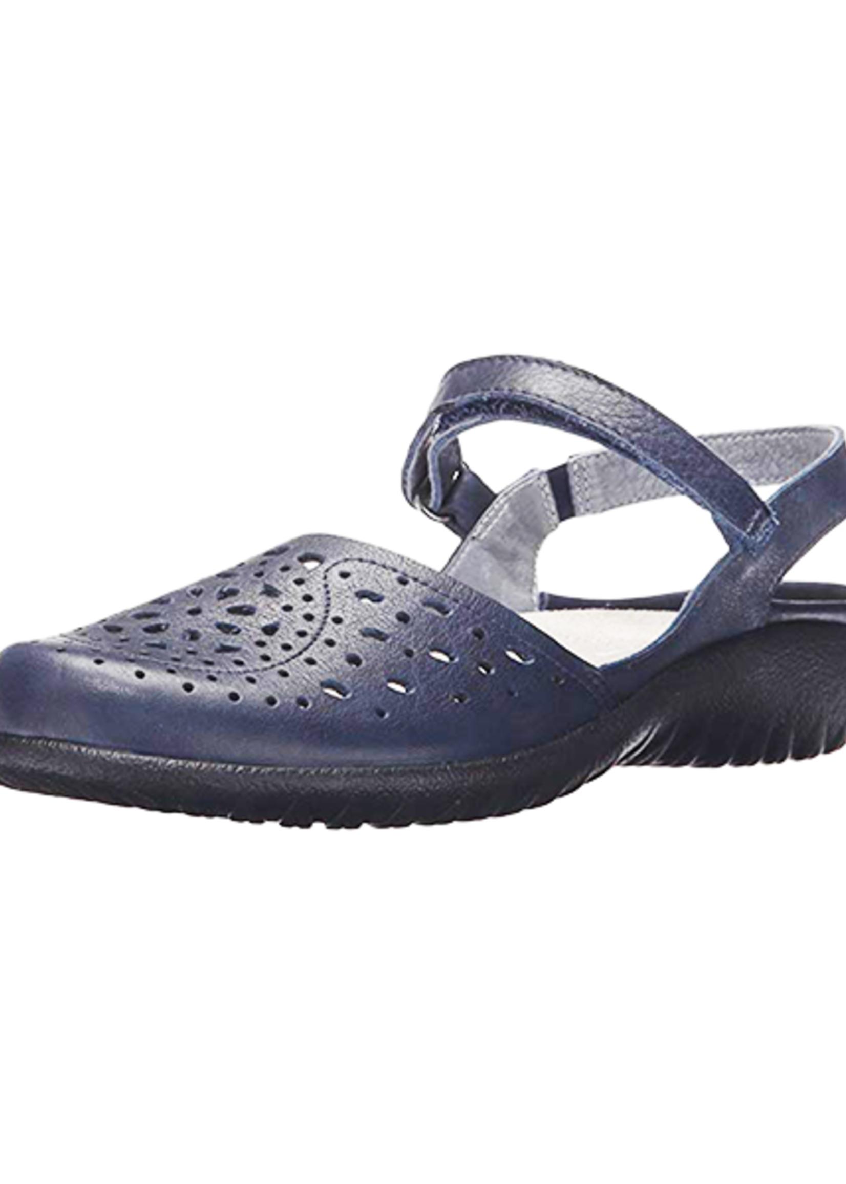 Naot Footwear Arataki in Ink Leather