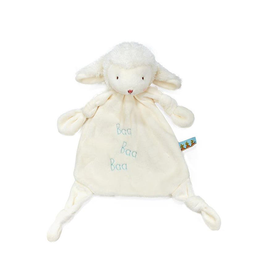Bunnies By The Bay Teether: Knotty Pal Kiddo White