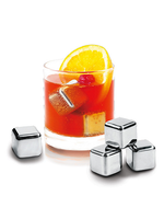 Avanti Homewares Stainless Steel Ice Cube S/6