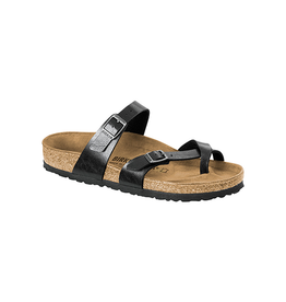Birkenstock Mayari Birko-Flor Graceful in Licorice
