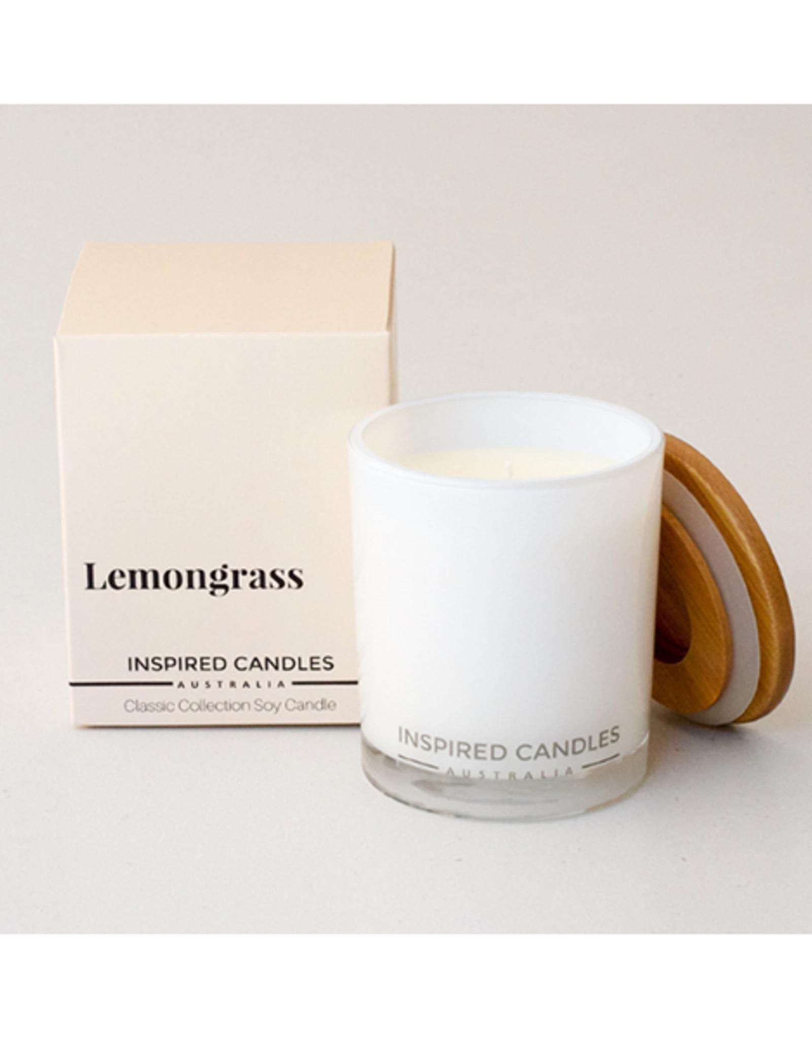 Lemongrass Candle