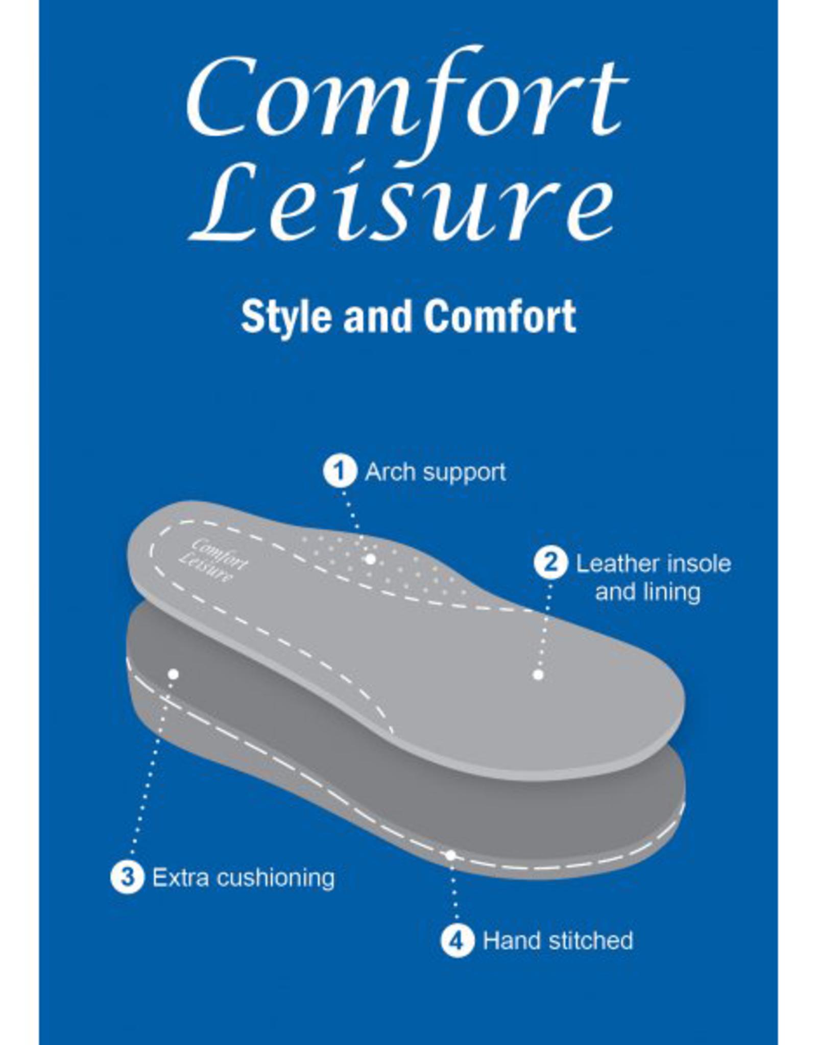Comfort Leisure Wallis in Black