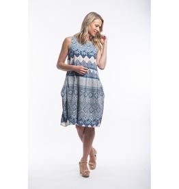 Orientique Leon Bubble Pocket Dress