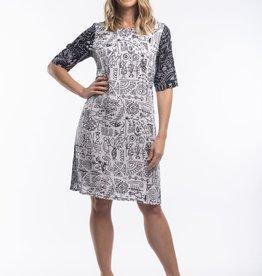 Orientique Zamora Dress Contemporary