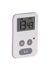Avanti Homewares Digital Slim Timer w/Light White