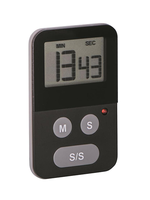Avanti Homewares Digital Slim Timer w/Light Black