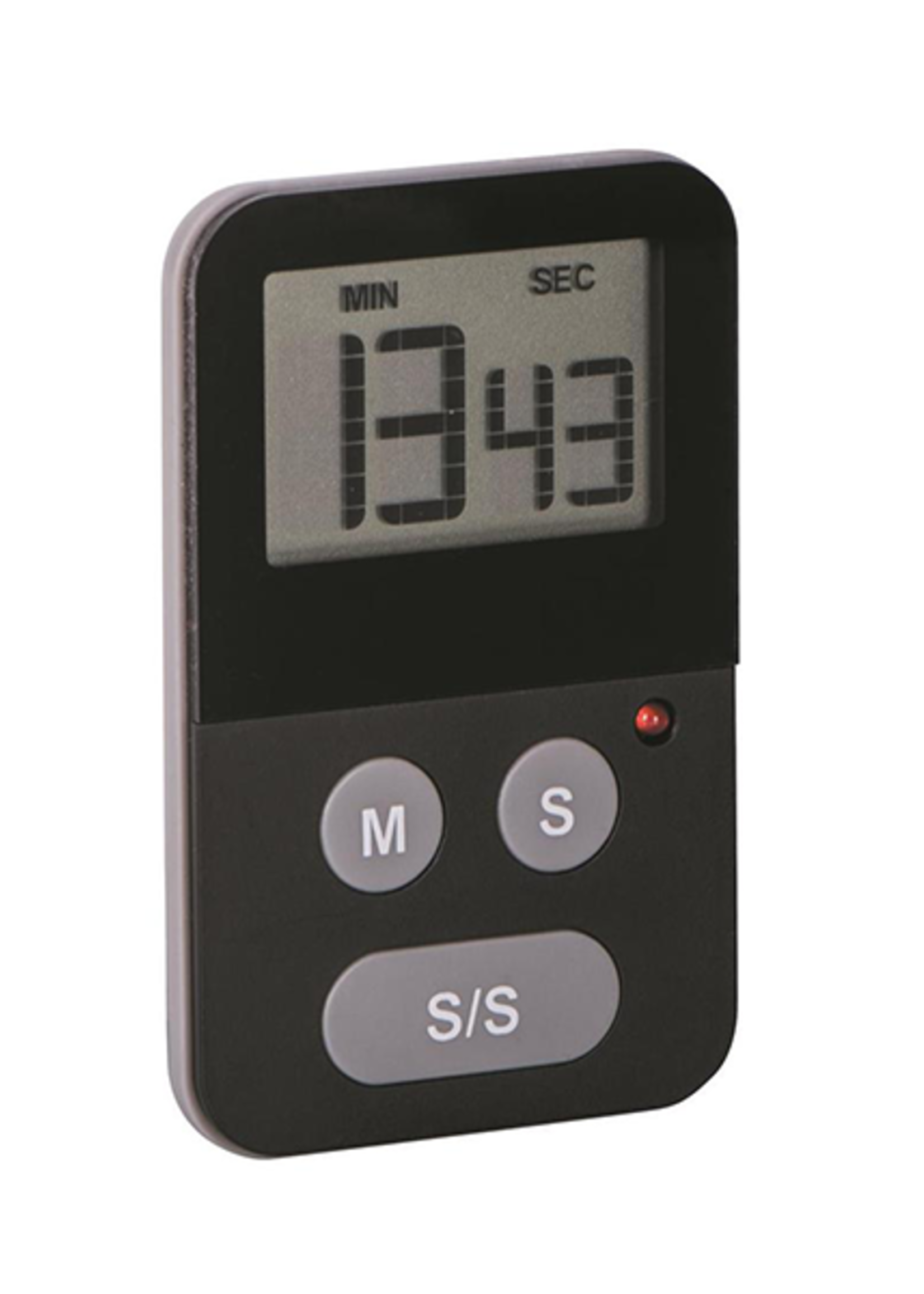 Avanti Homewares Digital Slim Timer w/Light Black