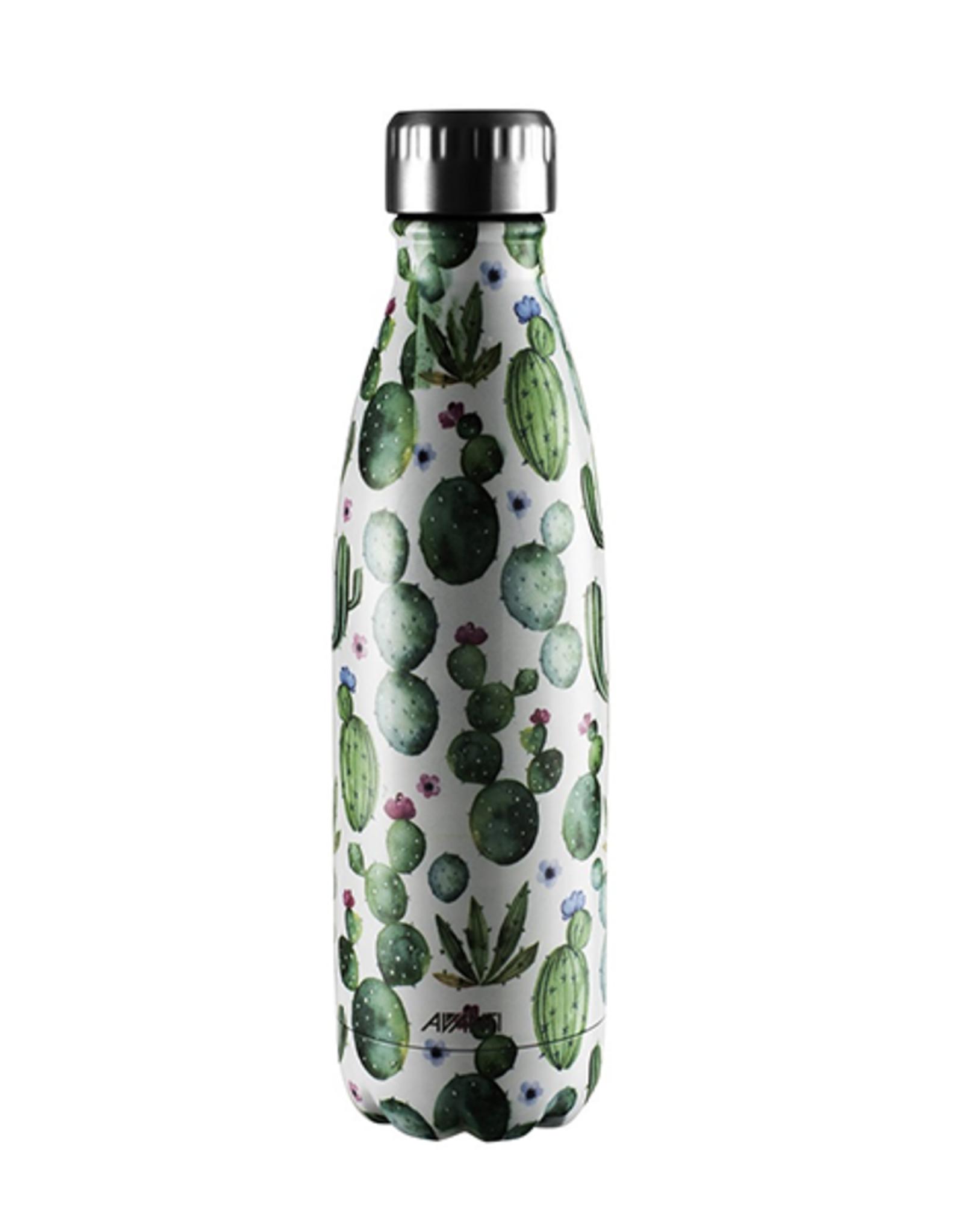 Avanti Homewares Fluid Bottle 500ml - Cactus