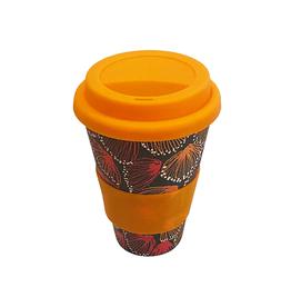 Utopia Bamboo Eco Coffee Cup 214 - Selina Teece