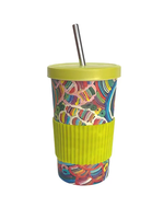 Utopia Large Tumbler Straw Lid - Betty Club