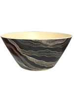 Utopia Bamboo Salad Bowl - Anna Price