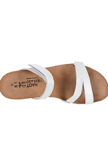 Naot Footwear Presley in Pearl White Combo