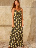 Totem Picchia Dress in Classic Cream