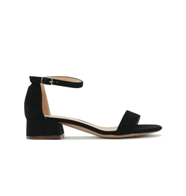 Los Cabos Zaybe in Black Suede
