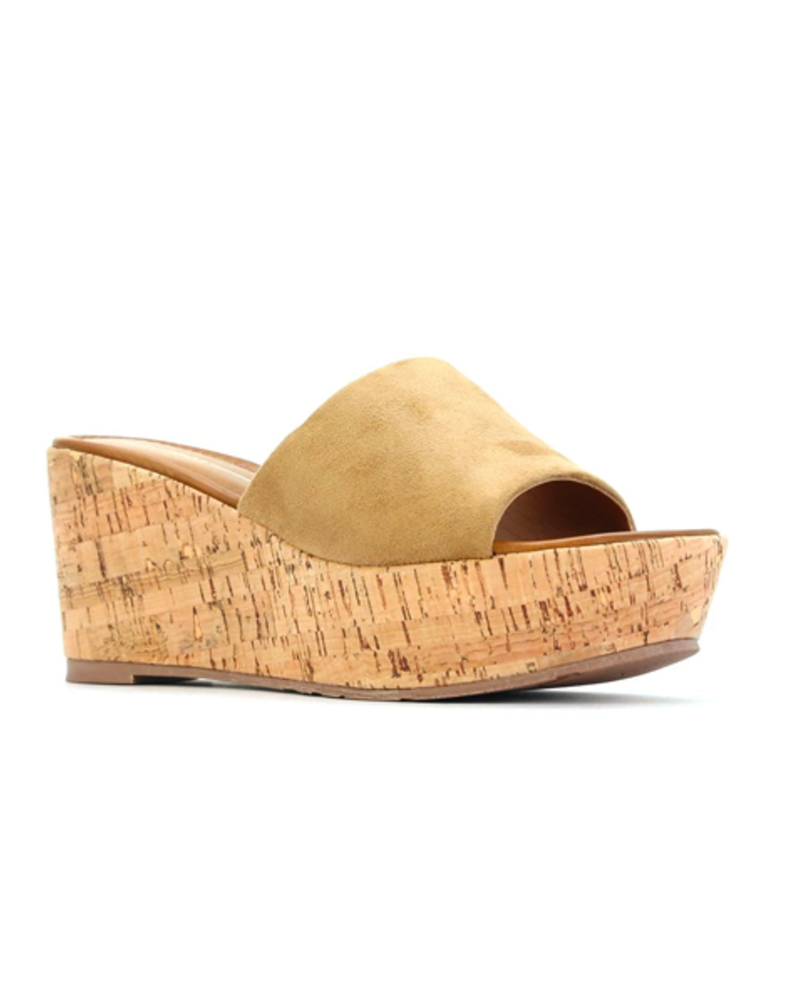 Los Cabos Pippa in Camel Suede