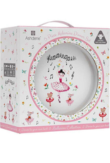 Ashdene Ballerina 5 Piece Kids Dinner Set