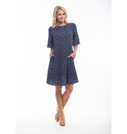 Orientique Toledo Dress in Print