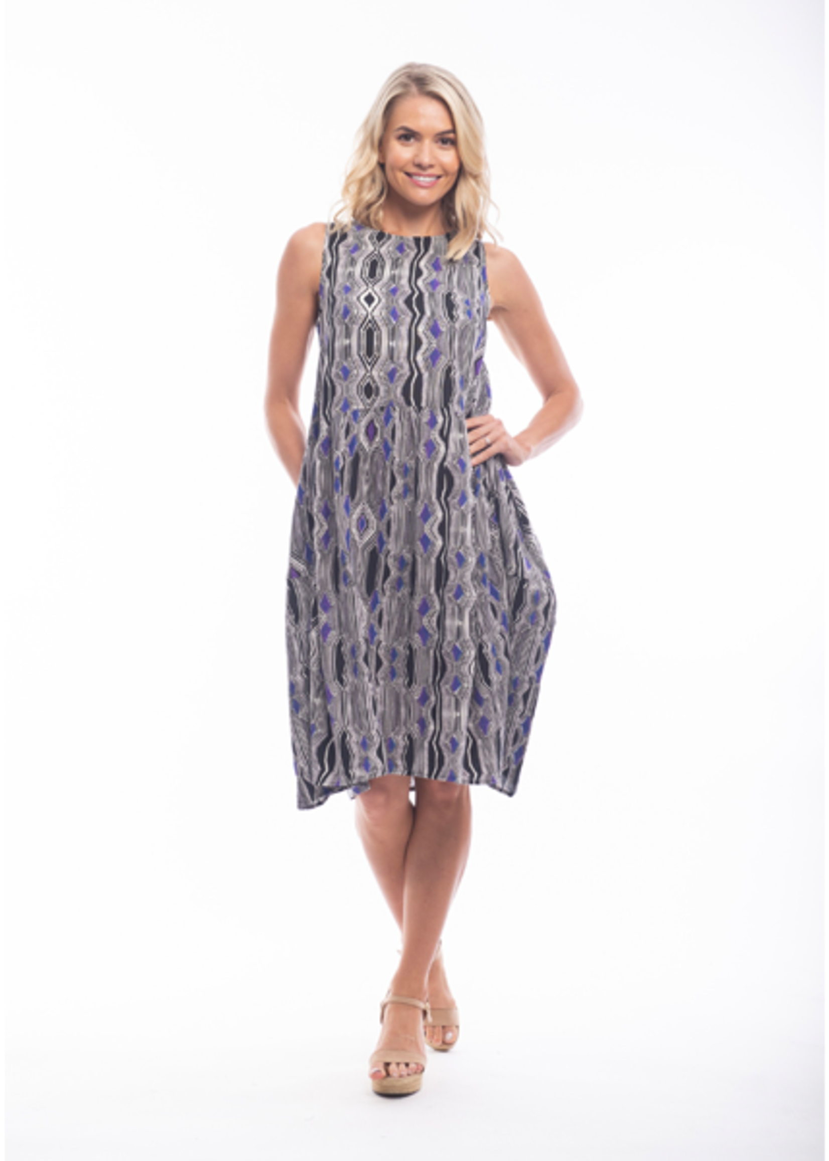 Orientique Salamanca Dress in Print