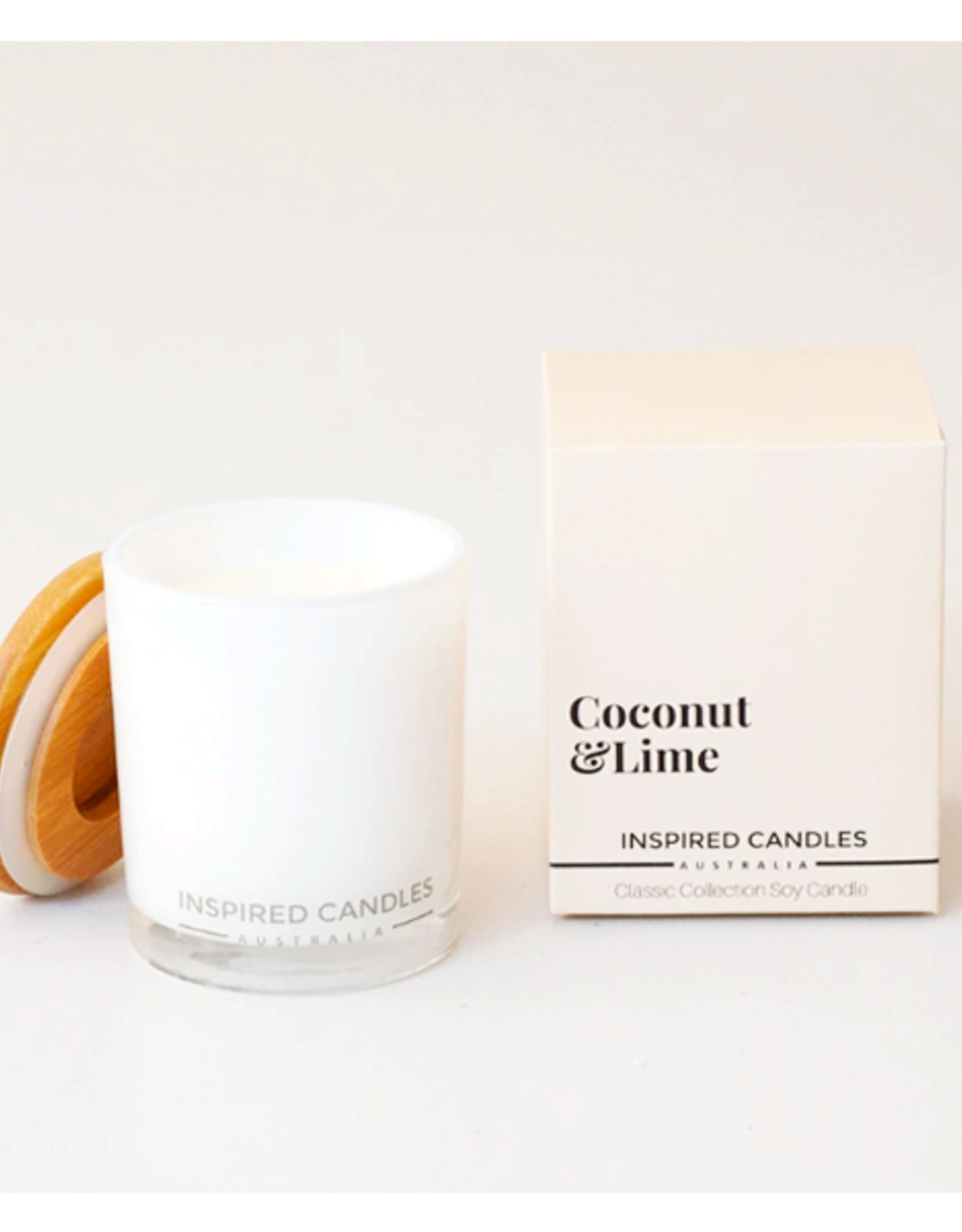 CN Candle - Coconut & Lime