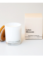 Lotus Blossom Candle