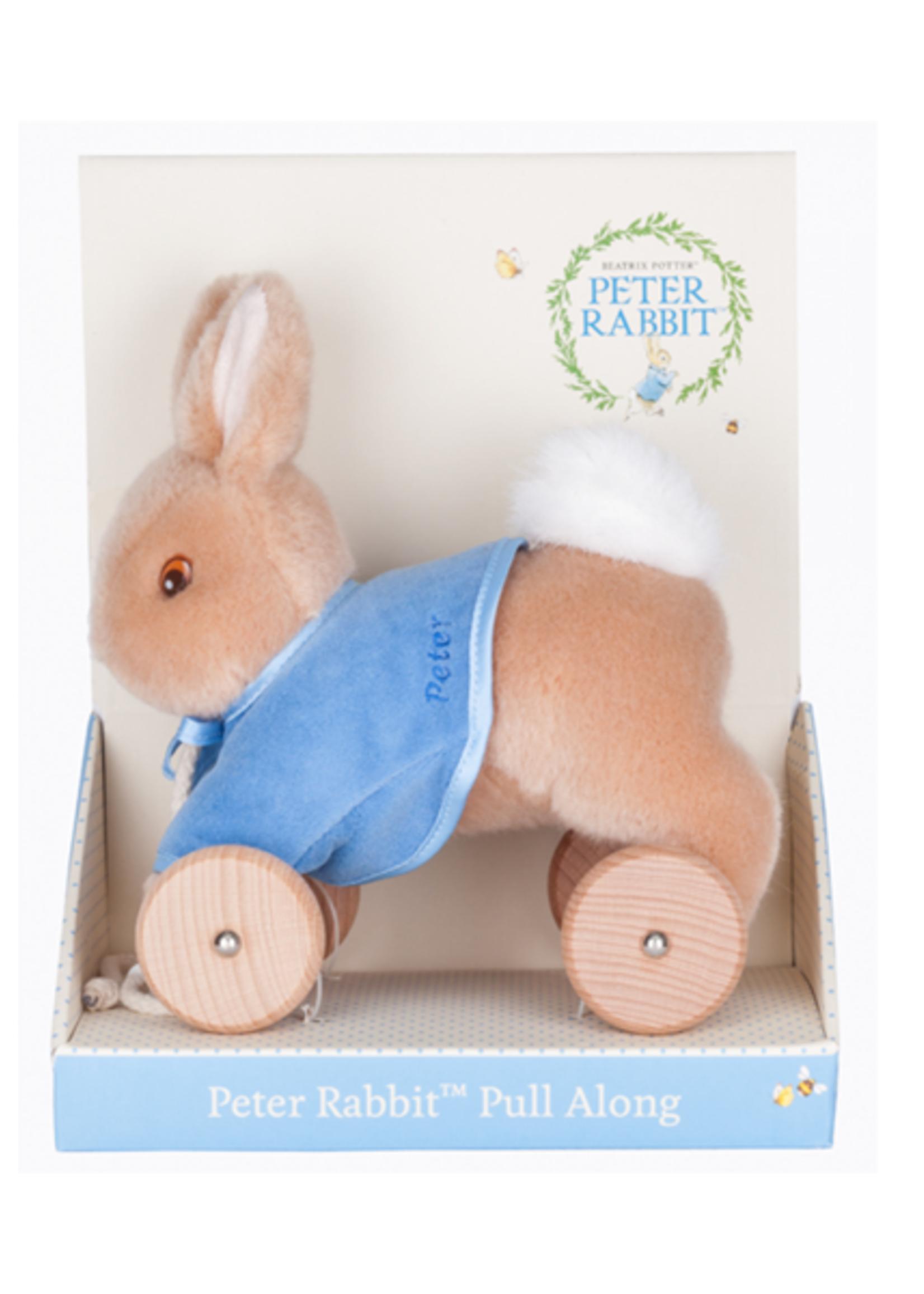 Beatrix Potter Peter Rabbit Pull Along