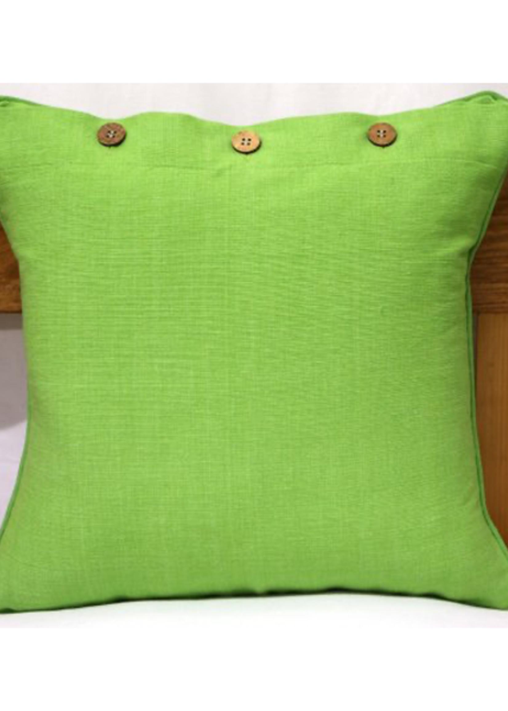 Craft Studio Green Cushion Cover 40x40cm