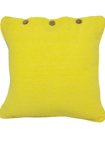 Craft Studio Yellow Cushion Cover 40x40cm