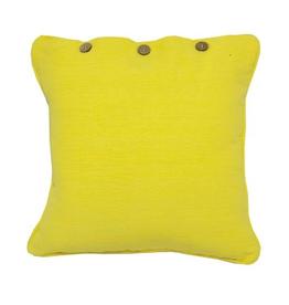 Craft Studio Yellow Cushion Cover 40x40cm