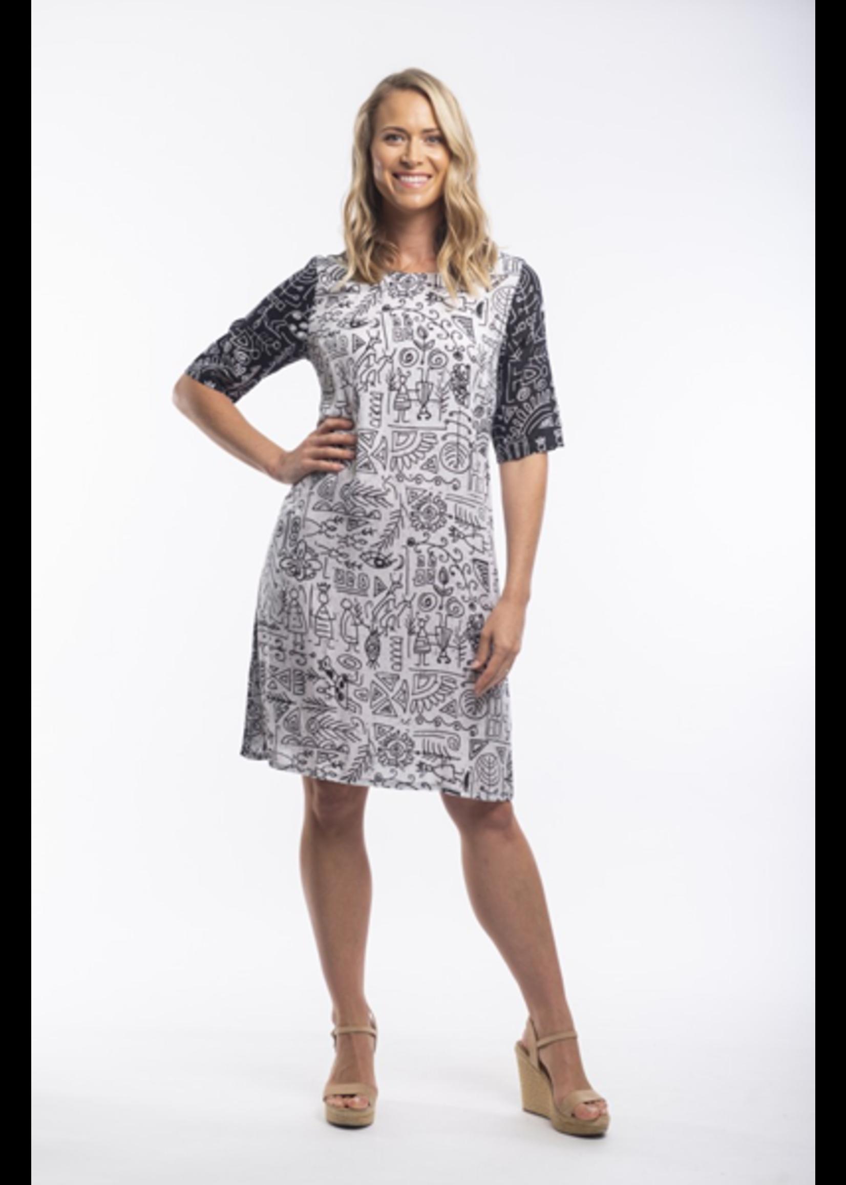 Orientique Zamora Dress Contemporary 11076