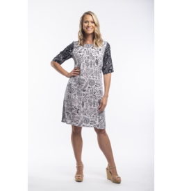 Orientique Zamora Dress Contemporary 11076
