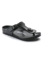 Birkenstock Gizeh Kids in EVA Black (EVA)