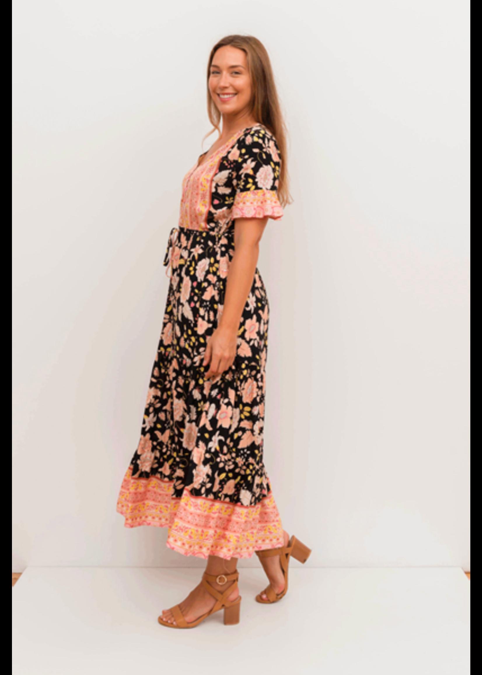 Boho Australia Annet Maxi Dress